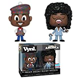 Vynl Coming to America Prince Akeem & Randy Watson Figures 4' Fall Convention Exclusive