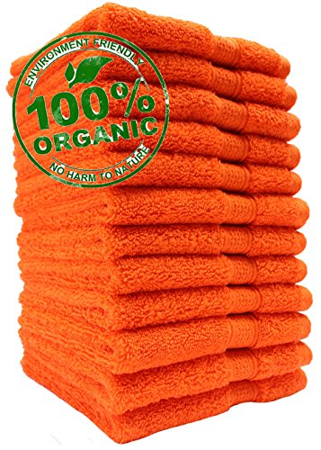 100% Pure Organic Premium Quality Turkish Towels. Super Soft, Plush and Highly Absorbent. Perfect for Sensitive Baby Skin 13