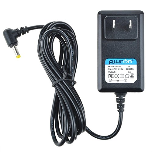 PwrON 6.6 FT Long 6V AC to DC Power Adapter Charger Replacement For AT&T VTech Class 2 Switching Power Supply Model: S005IU0600040 (26-360040-4UL-100 / 26-360040-4UL-113) (6v Ac Model)