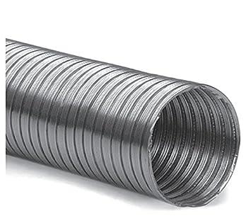 Fantastisch Alu-Flexrohr Lüftungsrohr Flexschlauch Alurohr Alle Größen DN 100  KK37