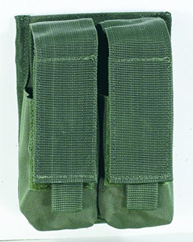 VooDoo Tactical 20-9329004000 M18 Smoke Grenade Pouch, OD, Double ()