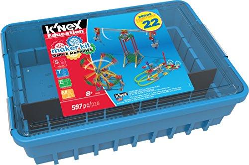 K'NEX Education Maker's Kit Simple Machines (Space Education Kits)