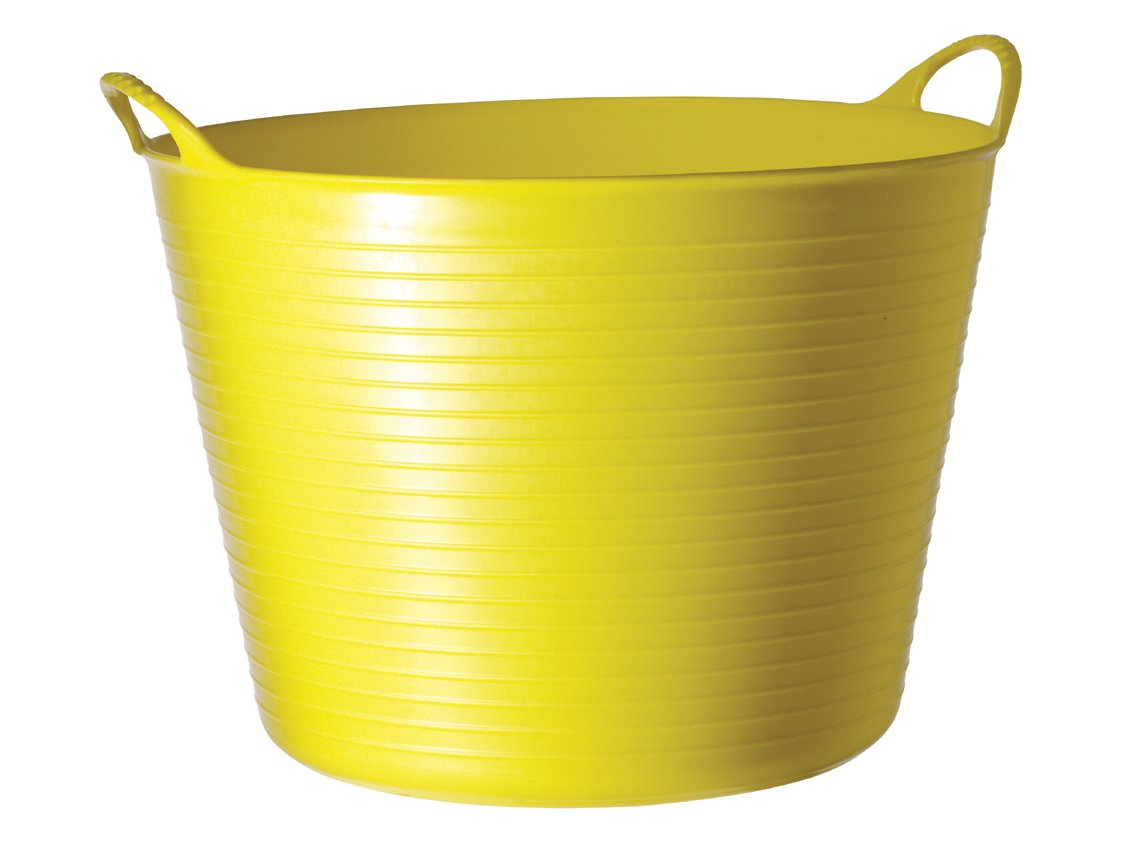tamper plastic buckets tub itm tubs evident with containers lids
