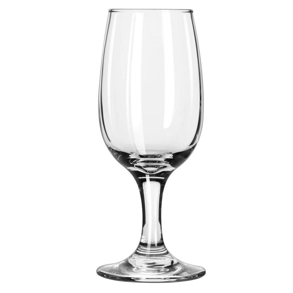 Embassy Tall Bowl 7 oz Wine Glass