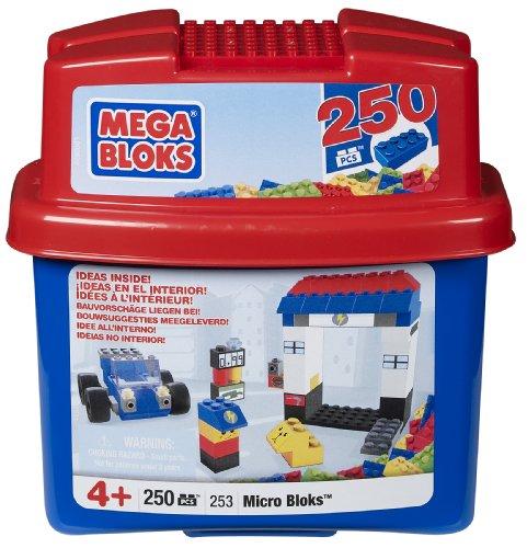 250 Piece tub