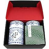 すぐにお届け 宇治茶 飲み比べ お茶 ギフト セット 【 煎茶 かりがね茶 】 だんらん