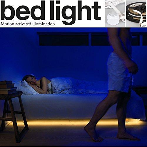 Bedroom Under Bed Led Light Kit - 6
