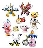 Digimon Adventure Digicolle! Data 2 Mini Figure (1 Random)
