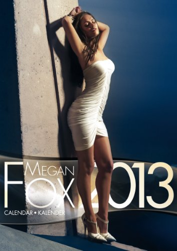 Megan Fox 2013 Calendar (English, German and French Edition) by ML Publishing Group