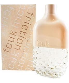 f07649cf7ca FCUK Friction Eau De Toilette Spray For Men 100 ml: Amazon.co.uk: Beauty