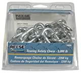 """Reese Towpower 74059 72"""" Safety Chain - 5000"""