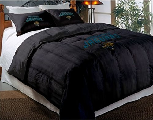 Northwest Jacksonville Jaguars Twin Comforter with 2 Shams