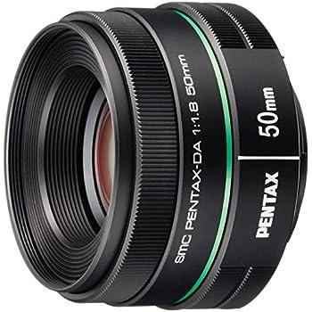 Pentax DA 50mm f1.8 lens for Pentax DSLR Cameras