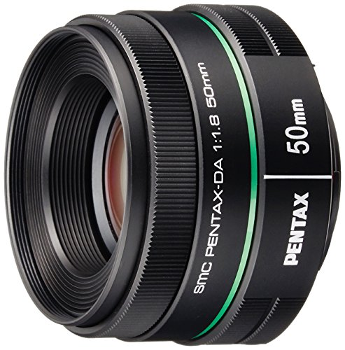 A great lens for Pentax cameras, with a fast and circular aperture.