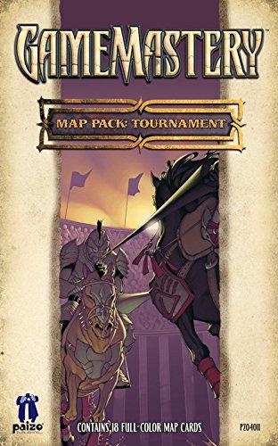 Paizo Publishing GameMastery Campaign Map Packs: Tournaments ()