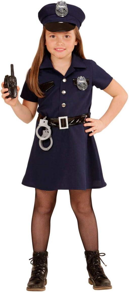 Horror-Shop Disfraz De Mujer Policía Estadounidense S: Amazon.es ...