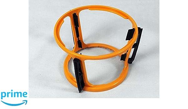 Kenwood cesta giratoria naranja Extractor Pure Juice Pro jmp80 ...