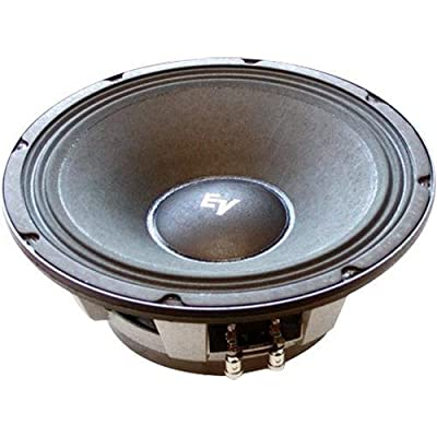 Electrovoice 15-Inch Single 8 Ohm Replacement Subwoofer from ELECTRO-VOICE