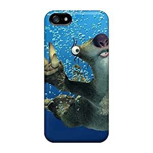 AaronBlanchette Iphone 5/5s Shock-Absorbing Hard Phone Cover Customized Nice The Croods Skin [lMV17406vsyI]