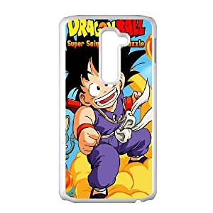 Dragon Ball LG G2 Cell Phone Case White pctt