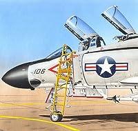 プラスモデル 1/48 F-4ファントムII用昇降ラダー プラモデル用パーツ CPA48050の商品画像