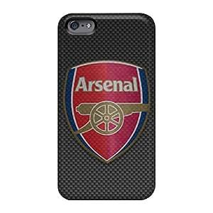 Protective Hard Phone Covers For Apple Iphone 6 Plus (iut22830ZwKM) Custom Lifelike Arsenal Series