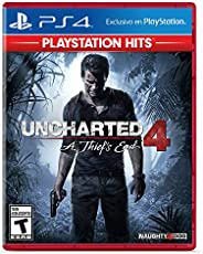 Uncharted 4: A Thief's End - PlayStation 4 - Standard Edi