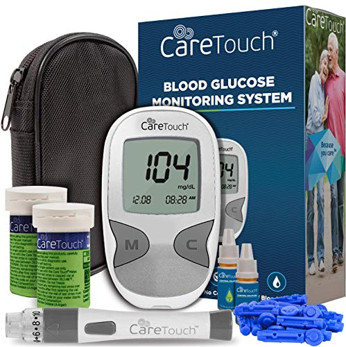 Care Touch Diabetes Testing Kit - Care...