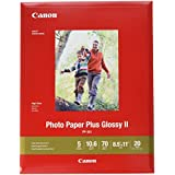 CanonInk Photo Paper Plus Glossy II 8.5