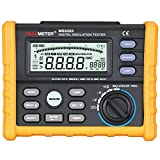 PEAKMETER Analog & Digital 1000V MS5203 Insulation Resistance Tester megger meter 0.01~10G Ohm with Multimeter