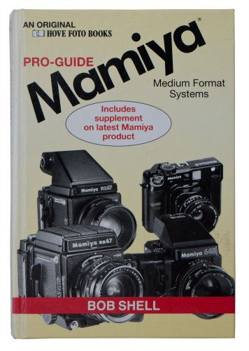 Mamiya Medium Format Systems from Brand: HOVE FOTO BOOKS