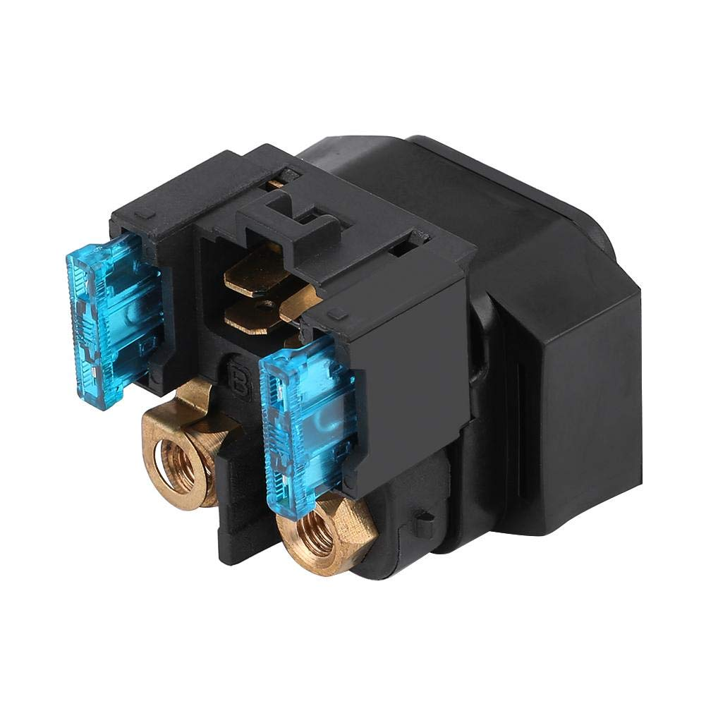 Starter Solenoid Relay for Kodiak Raptor Grizzly 350//400//450 Mountain Bike