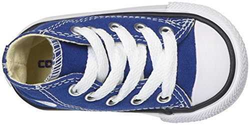 Converse Chuck Taylor All Star Season Hi,Unisex - Kinder Sneaker Roadtrip Blue