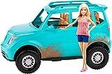 Barbie Doll & Vehicle (Teal)