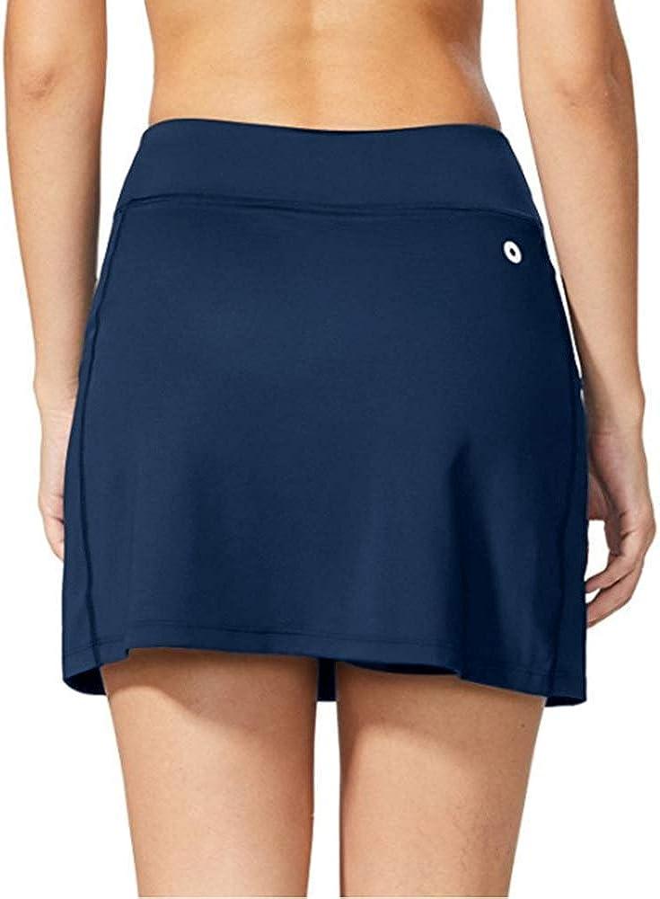 Sudawave Falda Pantalón Deportiva de Tenis Golf para Mujer Skorts ...