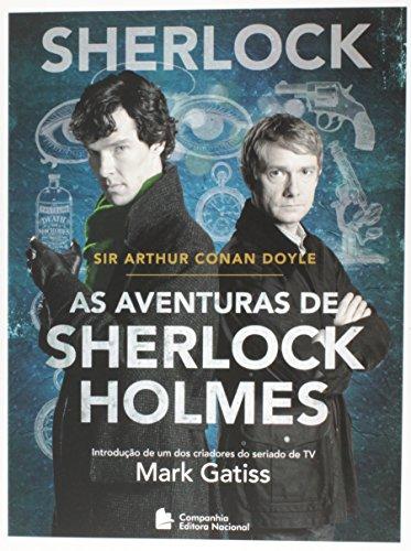 Sherlock. As Aventuras De Sherlock Holmes (Em Portuguese do Brasil)