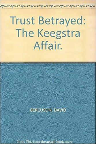 Trust Betrayed: The Keegstra Affair.