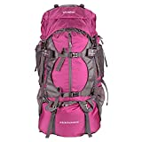 WASING 65L+5L Internal Frame Backpack Hiking Backpacking Packs Review and Comparison