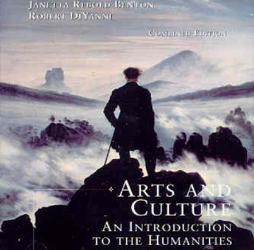 Arts and Culture: An Introduction to the Humanities