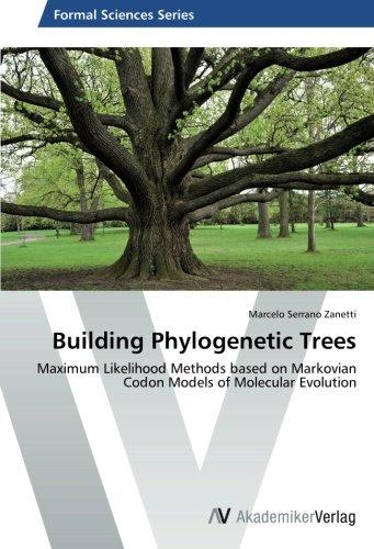 (Building Phylogenetic Trees: Maximum Likelihood Methods based on Markovian Codon Models of Molecular Evolution)