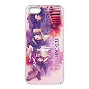 PCSTORE Phone Case Of Teen Wolf for Iphone 5 5g 5s
