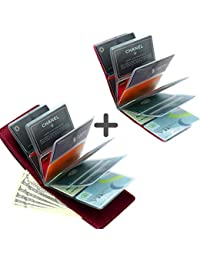 Amazing RFID Security Credit Card Holder wallet for Men or Women