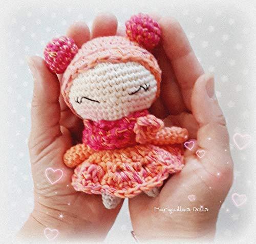Mariquilla Cupcake de Mariquillas Dolls.: Amazon.es: Handmade