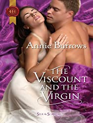 The Viscount and the Virgin (Regency Silk & Scandal series Book 5)