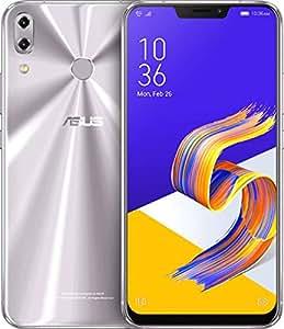 Asus Zenfone 5z ZS620KL 6.2  ,64GB,Silver (Asus Türkiye Garantili)