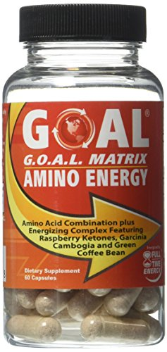 GOAL - G.O.A.L. MATRIX AMINO ENERGY Capsules - Amino Acids C