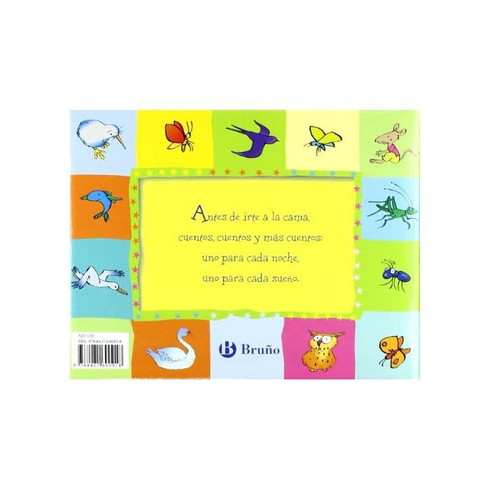 519dRTBsRSL Haz clic aquí para comprobar si este producto es compatible con tu modelo Libro bruño Cuentos cortos para dormir