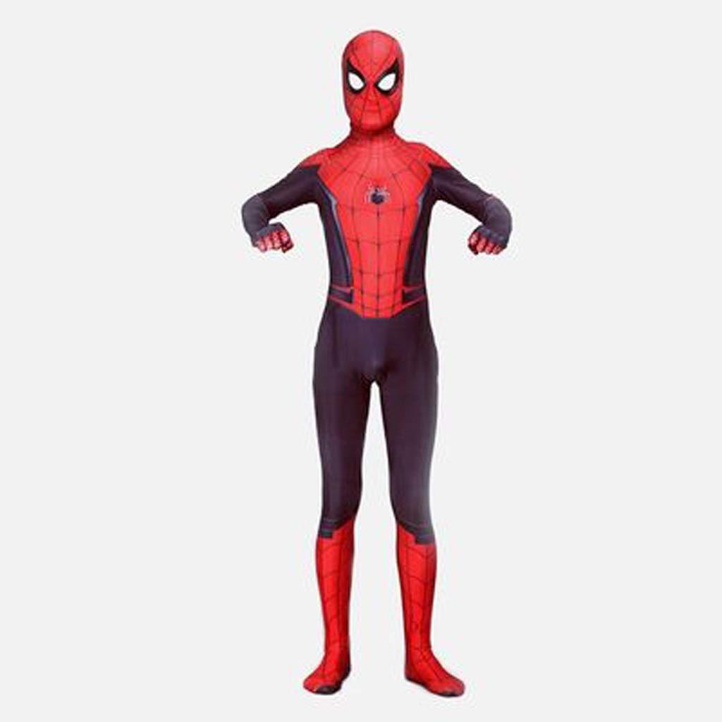 venta mundialmente famosa en línea LHKJB Dibujos Animados de la película Play Play Play Cosplay Mono Estampado Estampado de héroe de Hombre araña (Talla   M) grande  marca