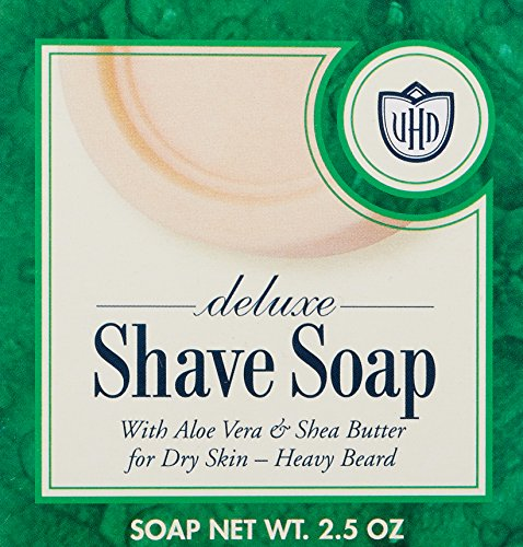 Van der Hagen Deluxe Shave Soap - 2.5 - Deluxe Soap