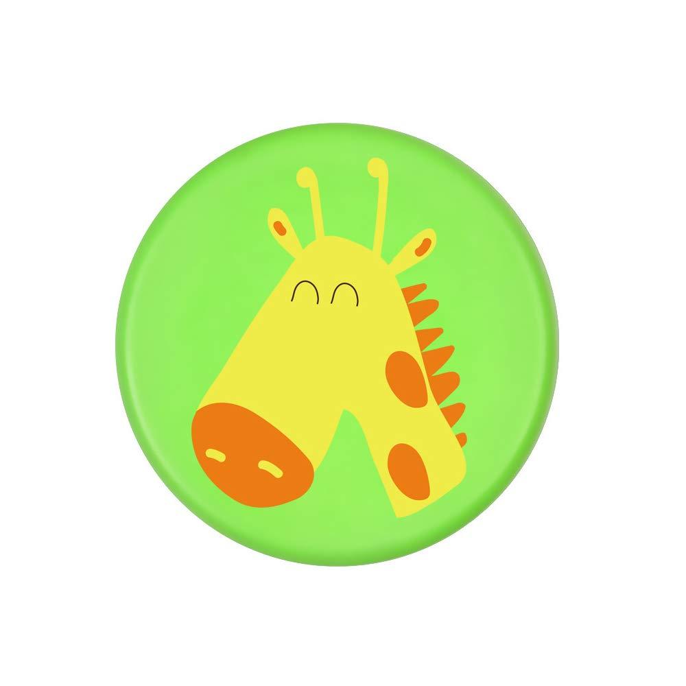 Jiodux フライングディスク、ソフト投げ飛ばすフライングディスク 親子インタラクティブおもちゃ 家族用アウトドアゲーム - グリーン B07J9LMW8C